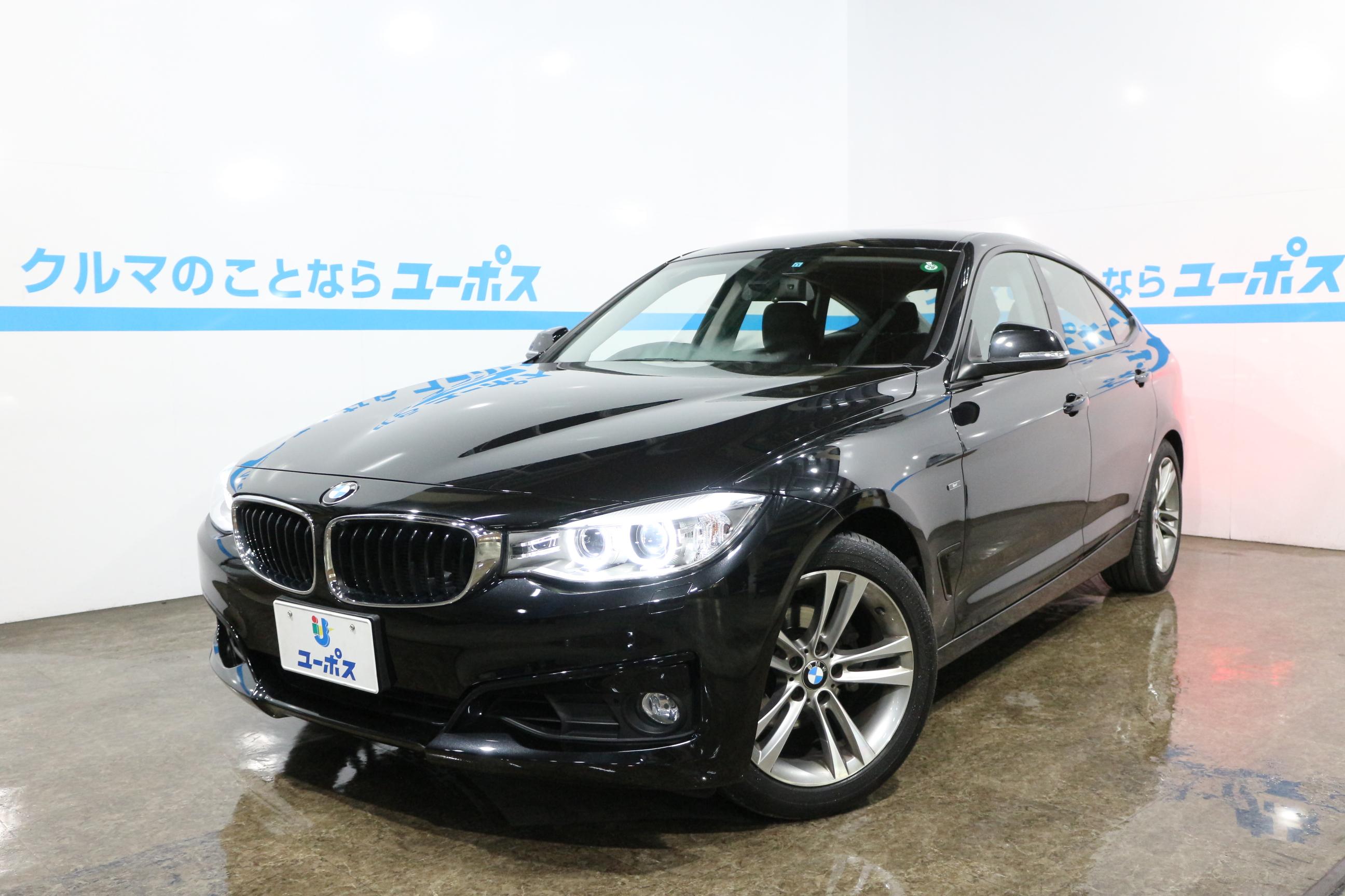 BMW3シリーズ グランツ―リスモ ワンオーナ コンフォート・アクセス