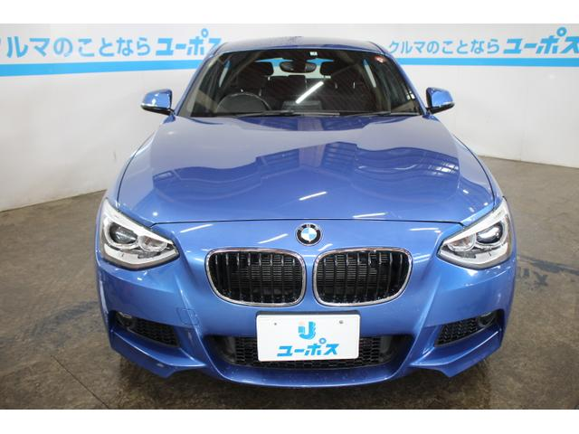 BMW 1シリーズ 入庫しました